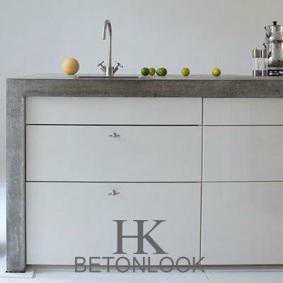 Aanrechtblad Ikea Keuken Hk Betonlook