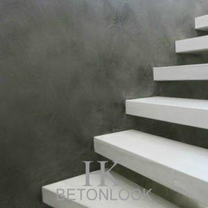 betonstuc wand